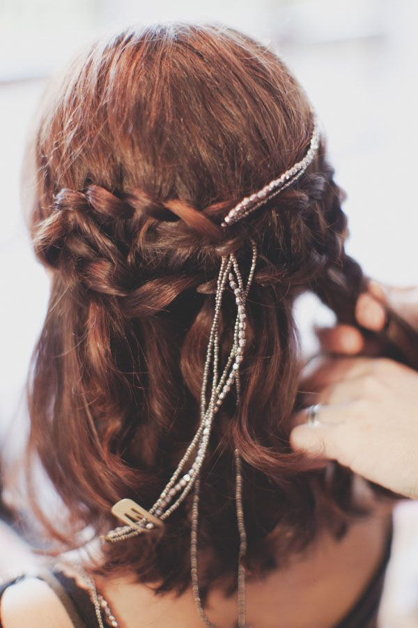 Soft And Rustic New Zealand Wedding Her Hair Wedding Beauty Hair Beauty