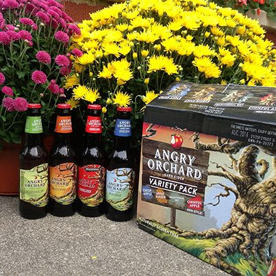 #AngryOrchard Variety Pack from Heather C.S. in Michigan