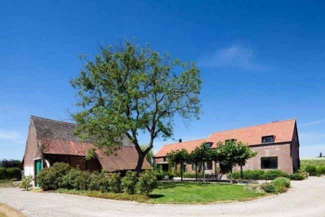 Great Landhaus Renovierung Farris Studio Bauernhaus Stallungen