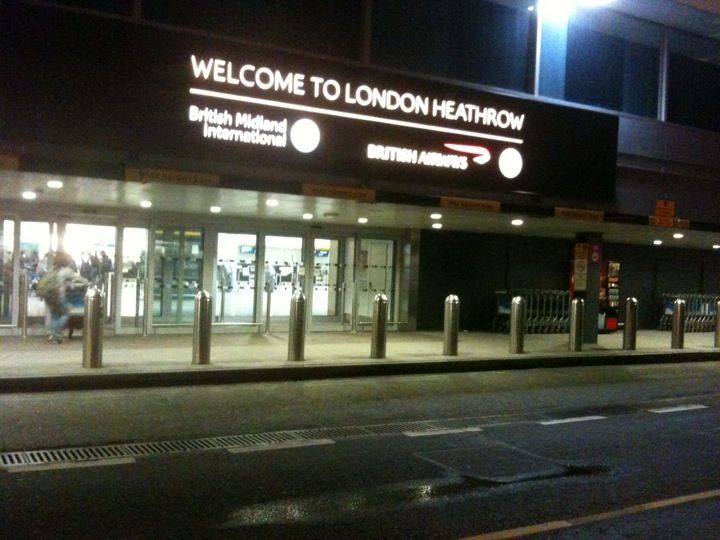 London Heathrow Airport Lhr Heathrow London Airports
