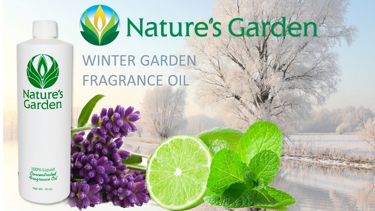 Winter Garden Fragrance Oil Natures Garden Naturesgarden