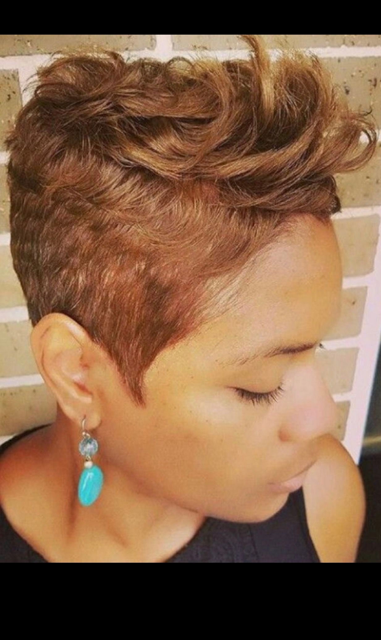 Color for pixie cut new color pinterest short hair styles