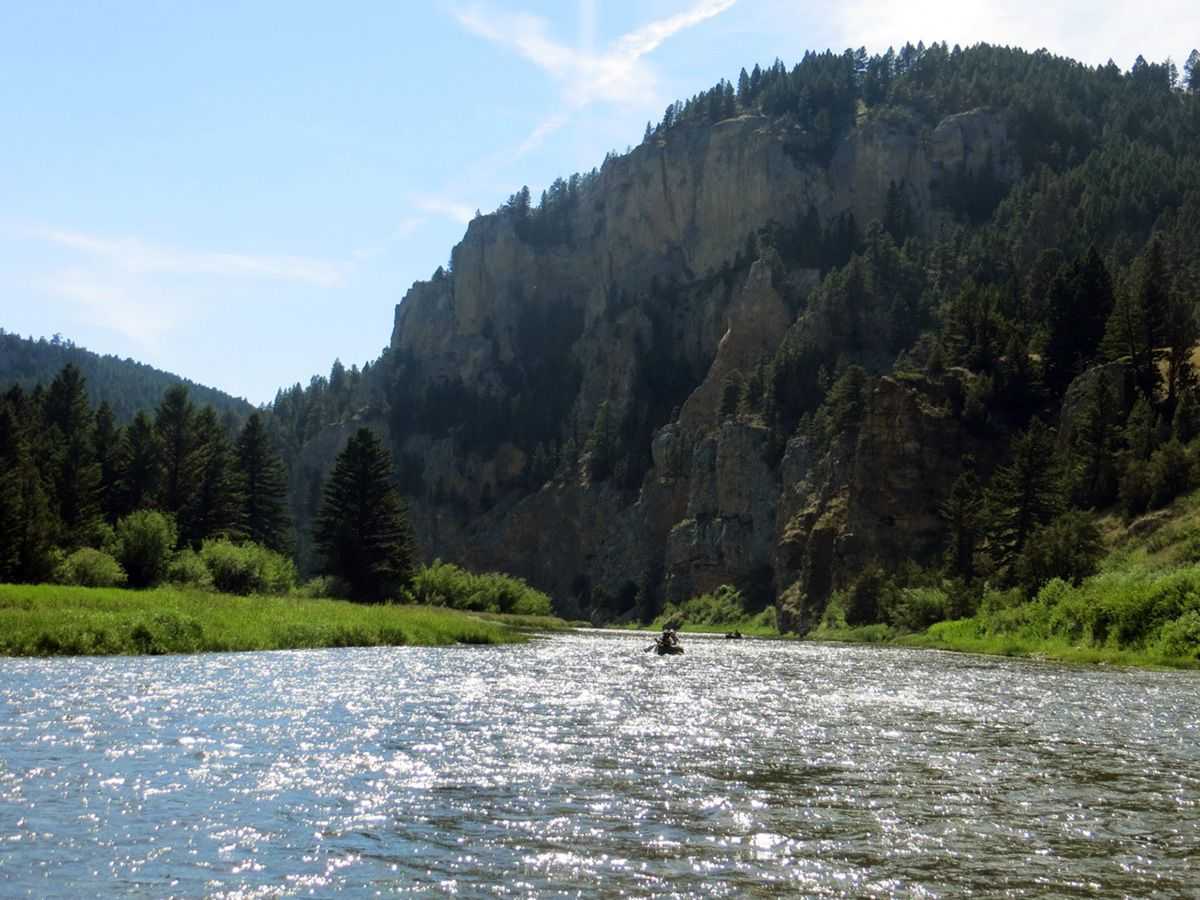 Smith River | Deb Davidson