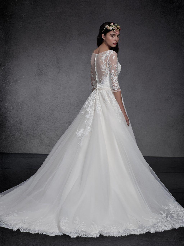 7ad5e9c486 Resultado de imagen para vestido de novia 2017