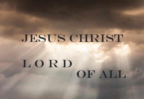 What Does the Lordship of Christ Mean