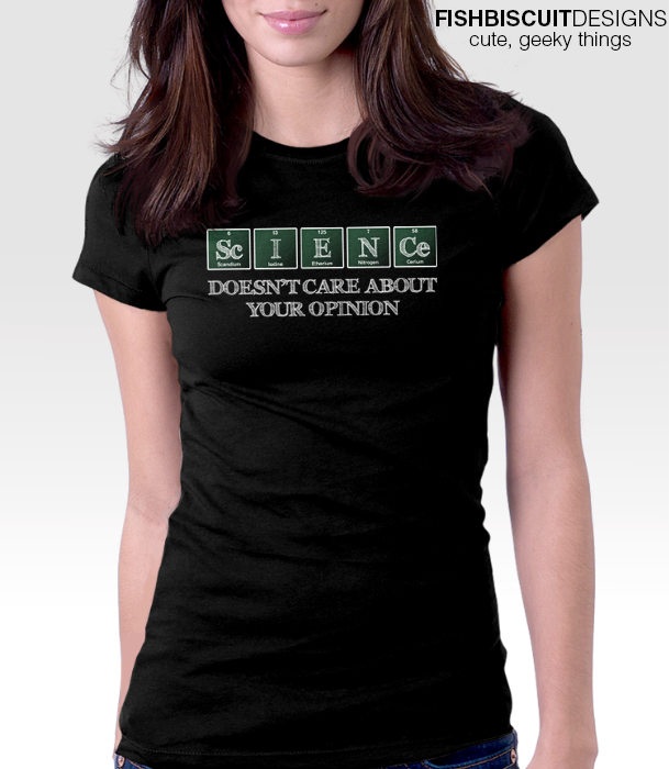 Science Opinions T-Shirt