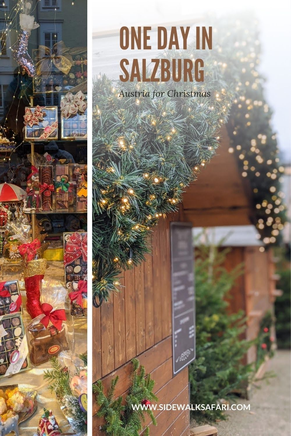 Visit Salzburg Austria For Christmas 2020 How to Spend One Day in Salzburg in Winter in 2020 | Christmas