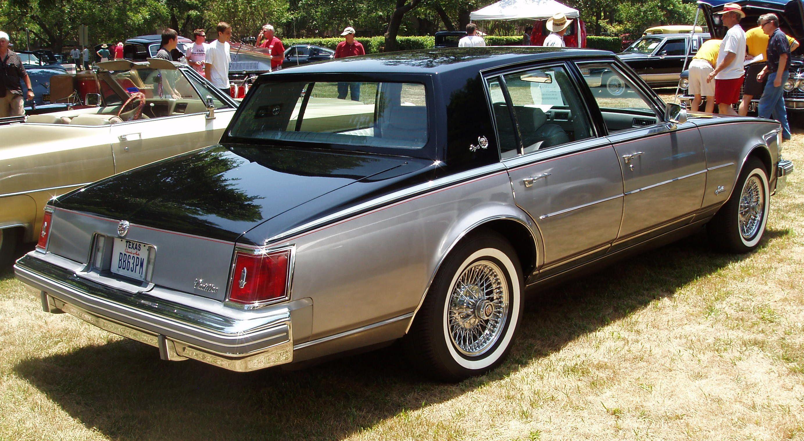 1979 Cadillac Seville Elegante   American Autos 1977 - 1984 ...