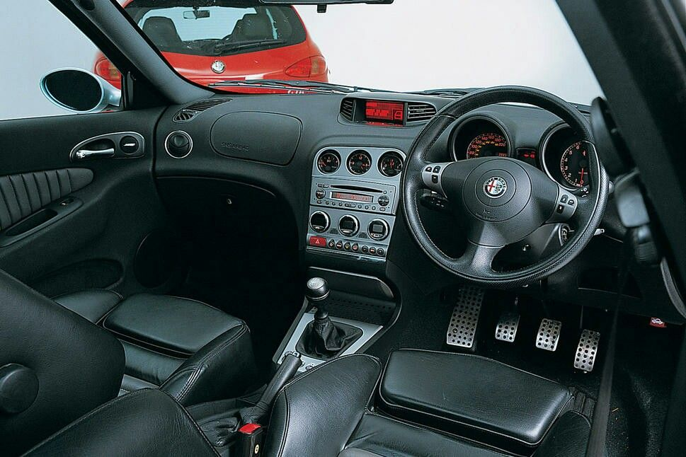 Alfa Romeo 156 GTA interior | cars | Pinterest