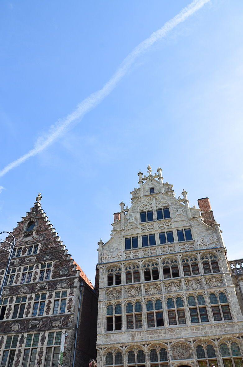 Gent - Gebouwen, Kastelen en Travel