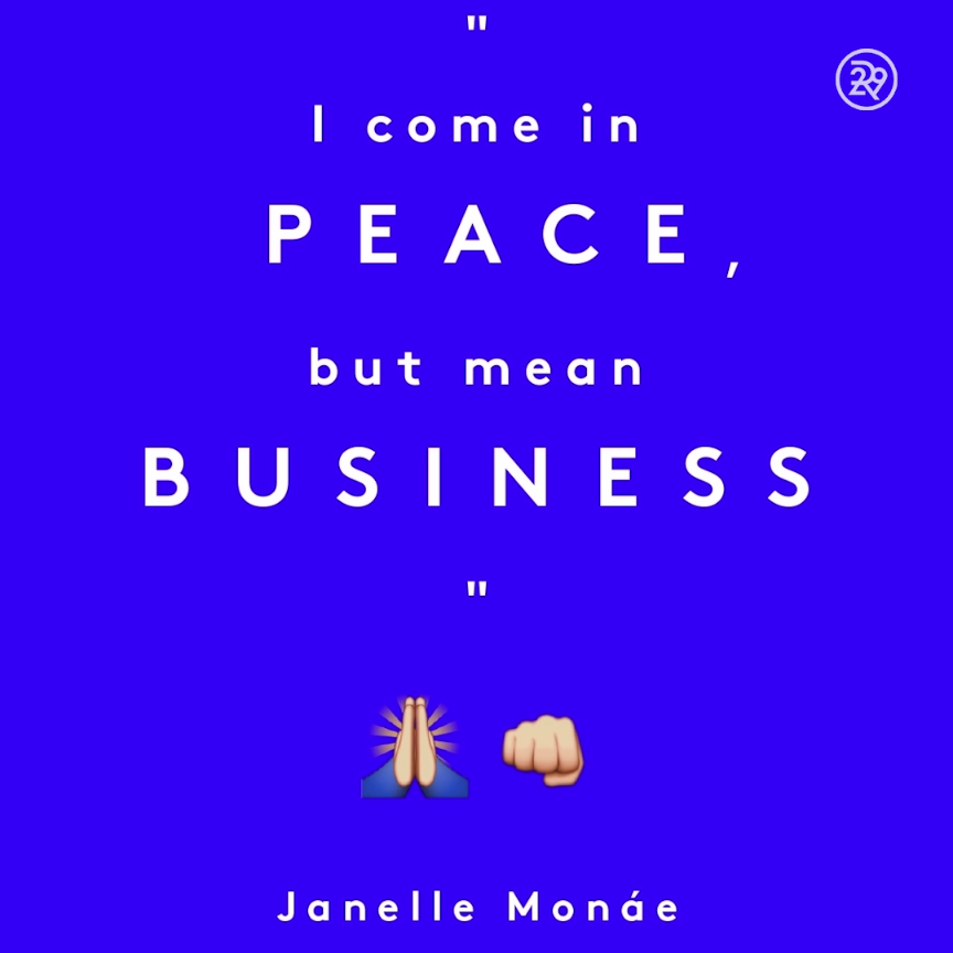 I Come In Peace But Mean Business Video Leadership Quotes Inspirational Quotes Business Quotes