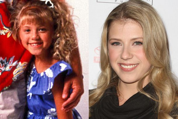 Stephanie Tanner | Full house cast, Celebrities then, now ...
