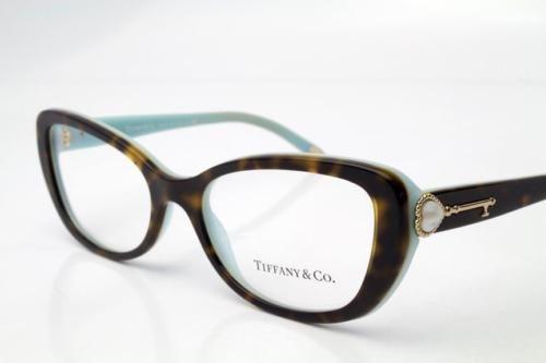 43a47a648468 New Tiffany Co. Tf 2105-h Eyeglass Frames Havana Turquoise 8134 ...