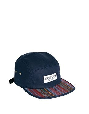 832f439ea83 Image 1 of The Queit Life Flax 5 Panel Cap
