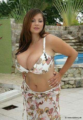 Nadine Jansen Nadinej Sexy