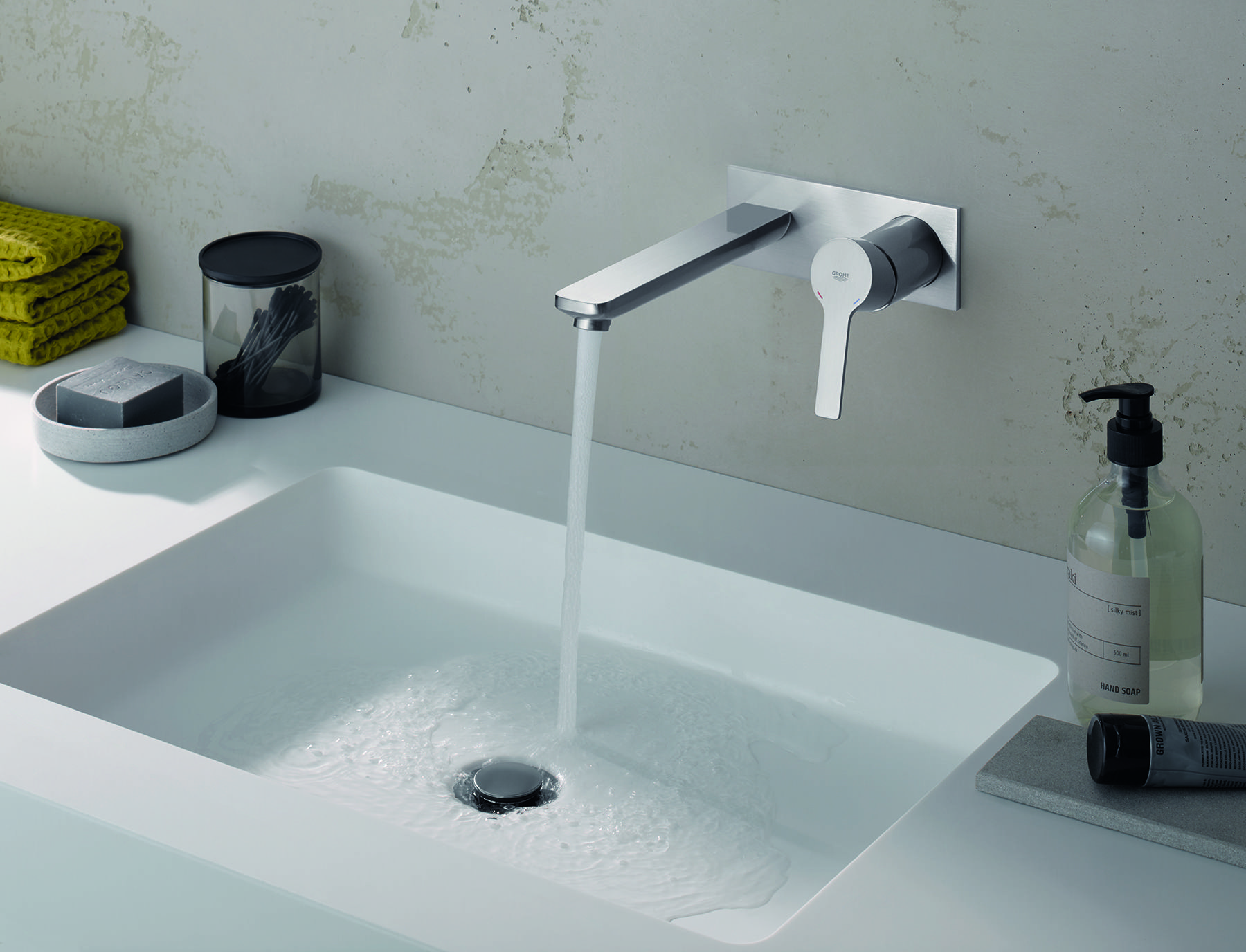 GROHE taps are made to look as beautiful decades on as they did the ...