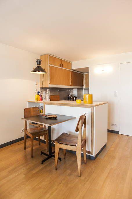 Regardez ce logement incroyable sur airbnb studio  le corbusier vue mer appartements  louer marseille also rh co pinterest