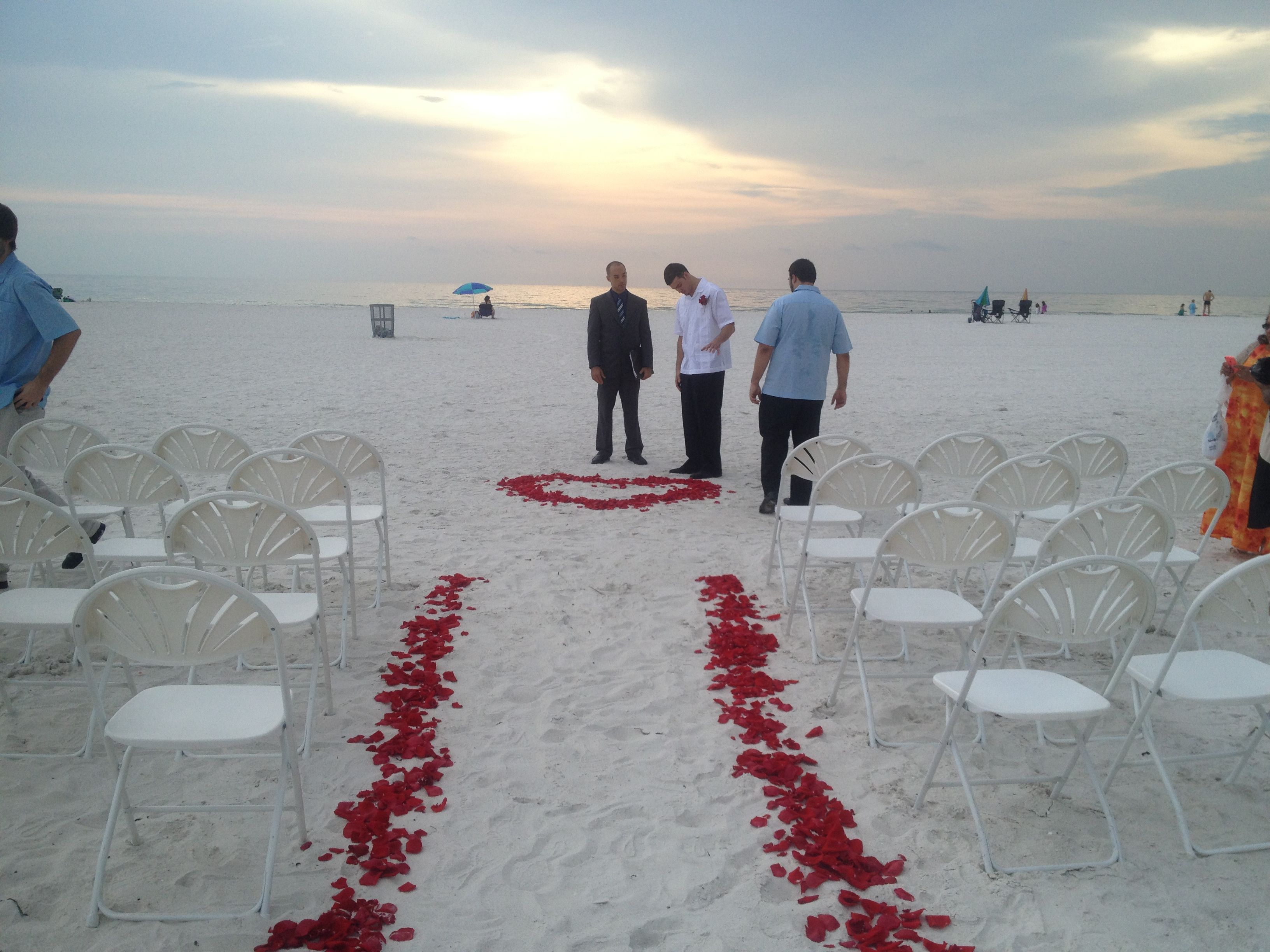 Clearwater beach wedding officiant archives a beautiful