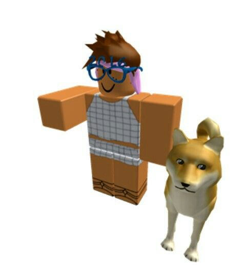 Roblox Names: Hey! This Is My Roblox Character. My Name Is Taco1043