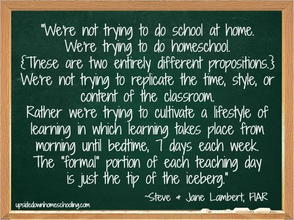 1000  images about Encouraging Homeschool Quotes on Pinterest ...