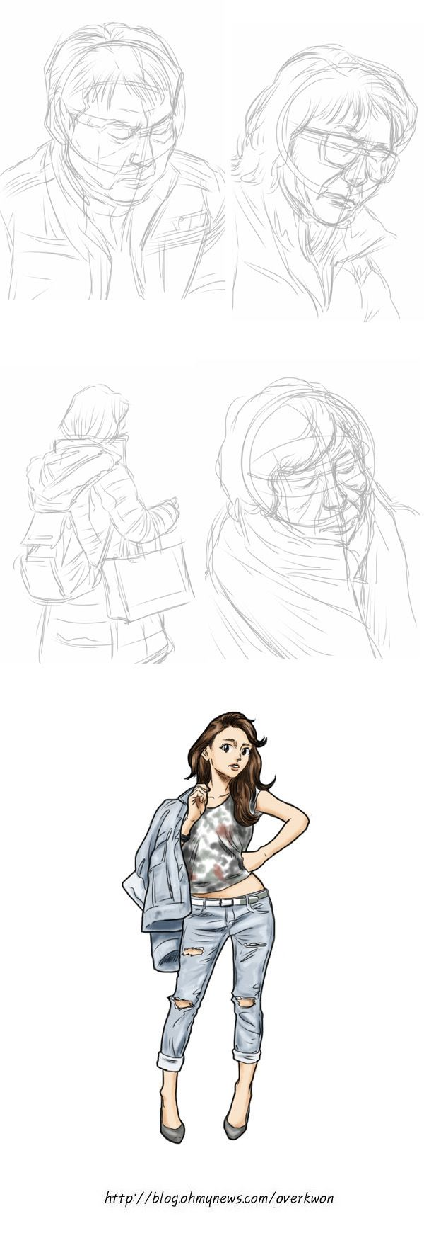 http://blog.ohmynews.com/overkwon/537791   iPad sketch 오버권 아이패드 스케치