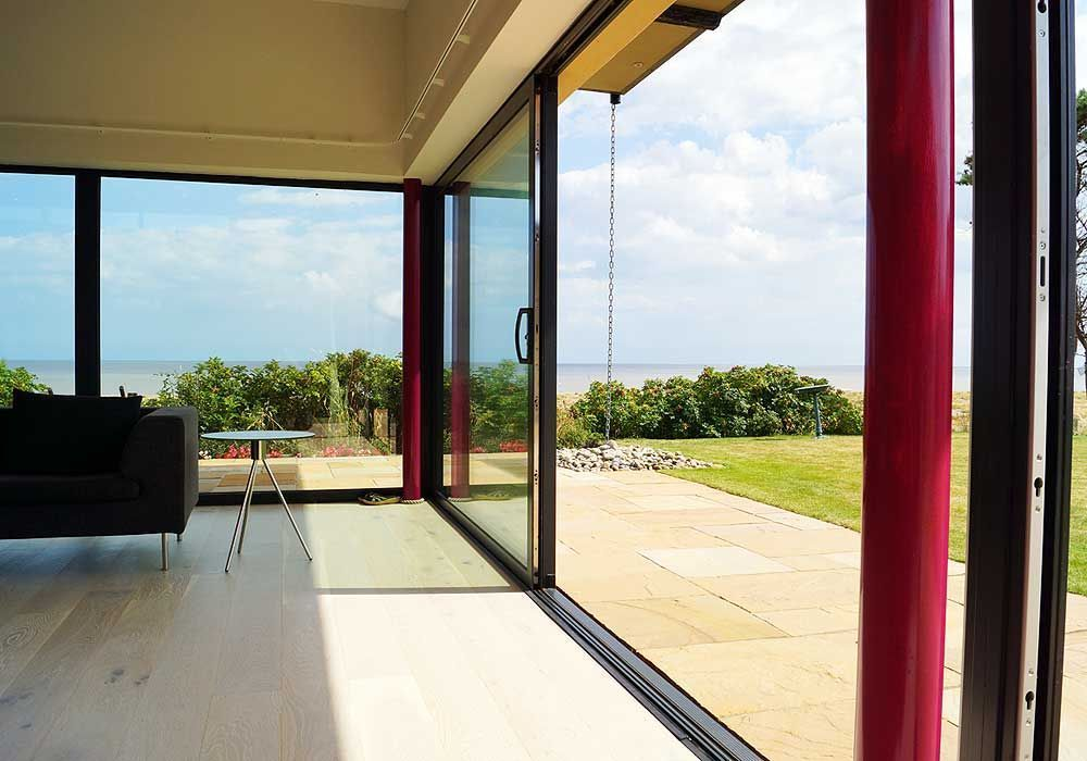 Sliding Doors And Aluminium Windows Installed By Idsystems Window Installation Sliding Doors Eco House