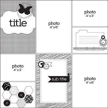 p l templates