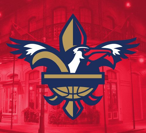 New Orleans Pelicans Redesign By Jordan Musall New Orleans