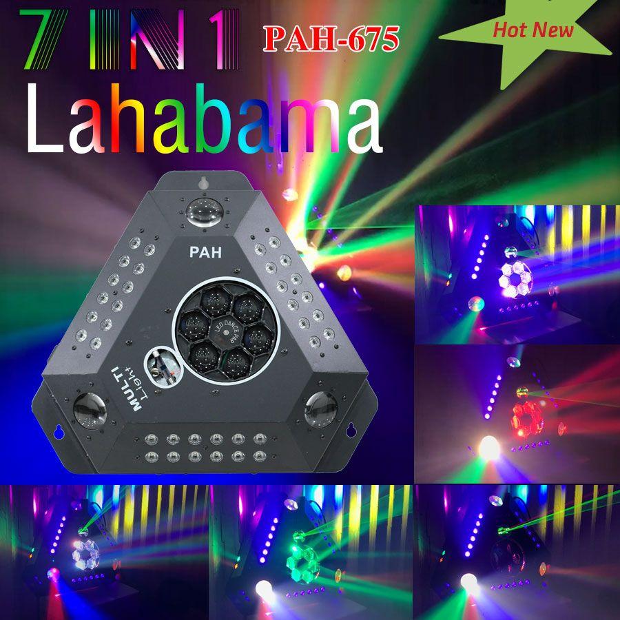 Đèn phòng bay LED Laser chớp đẳng cấp 7in1 Lahabama trong 2020 | Karaoke, Đèn  led, Vũ trụ