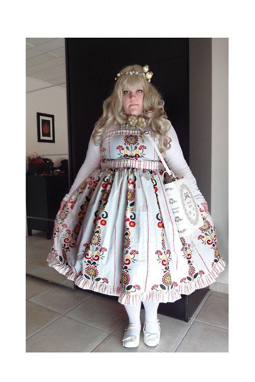 Forum » Plus Size Lolita Inspiration » My Asian Fashion:::Your ...