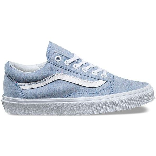Vans Speckle Jersey Old Skool (43.320 CLP) ❤ liked on Polyvore featuring  shoes 39a9d2bcd