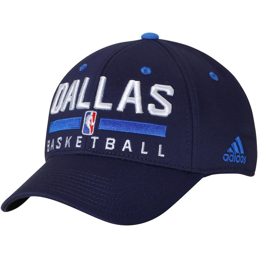 sports shoes e39e0 99f2d Men s Dallas Mavericks adidas Navy Practice Flex Hat, Your Price   23.99  Dallas Mavericks,