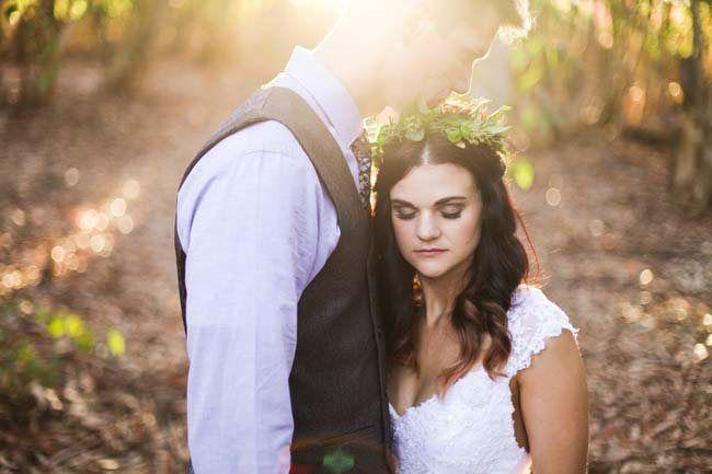 Liza-Maree and Shaun's rustic wedding in the Riebeek Valley