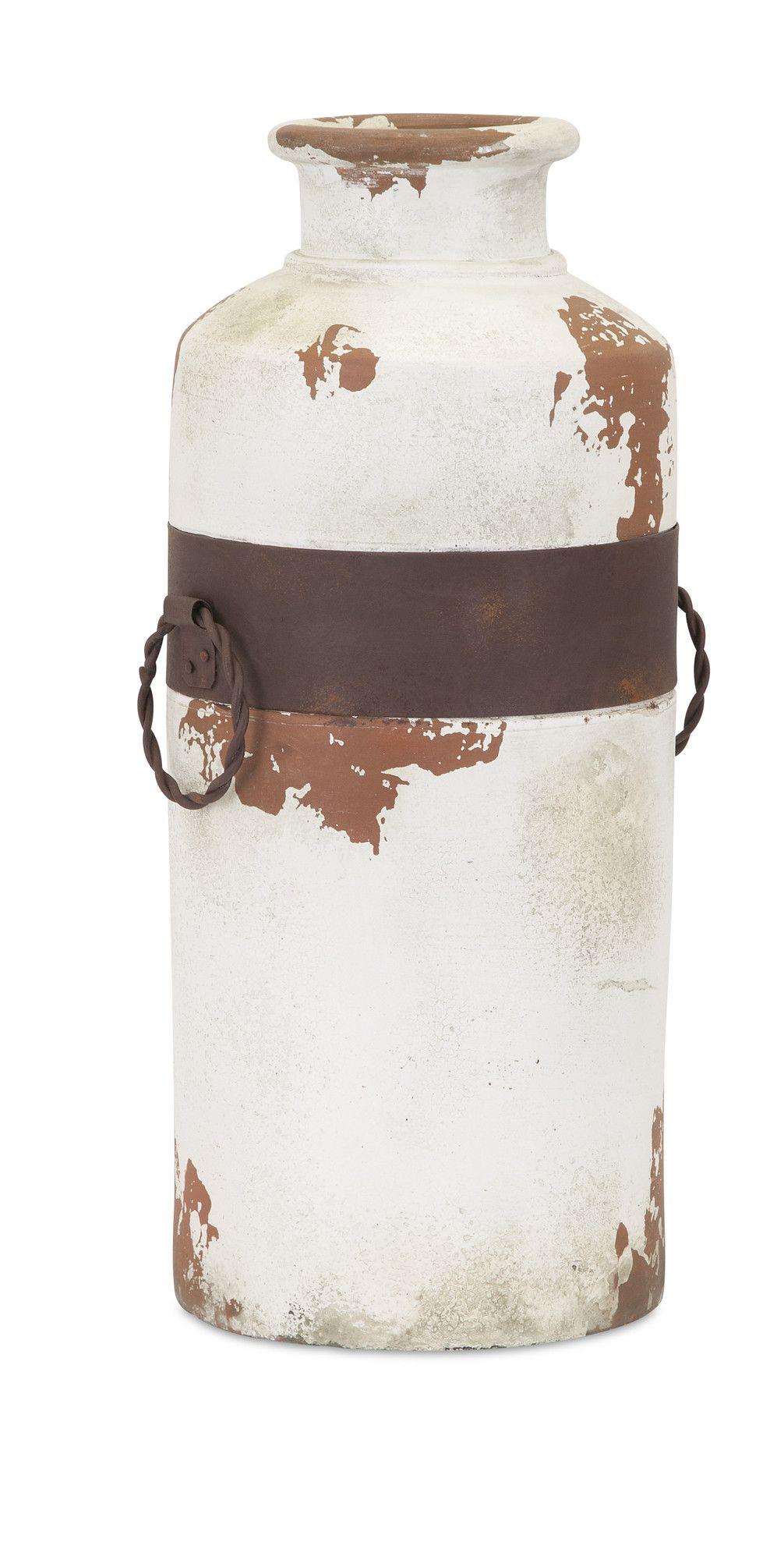 Hayek Floor Vase