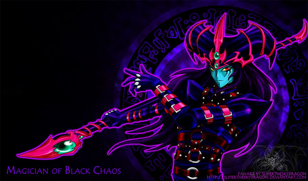 Magician of black chaos Tattoo's Pinterest Anime