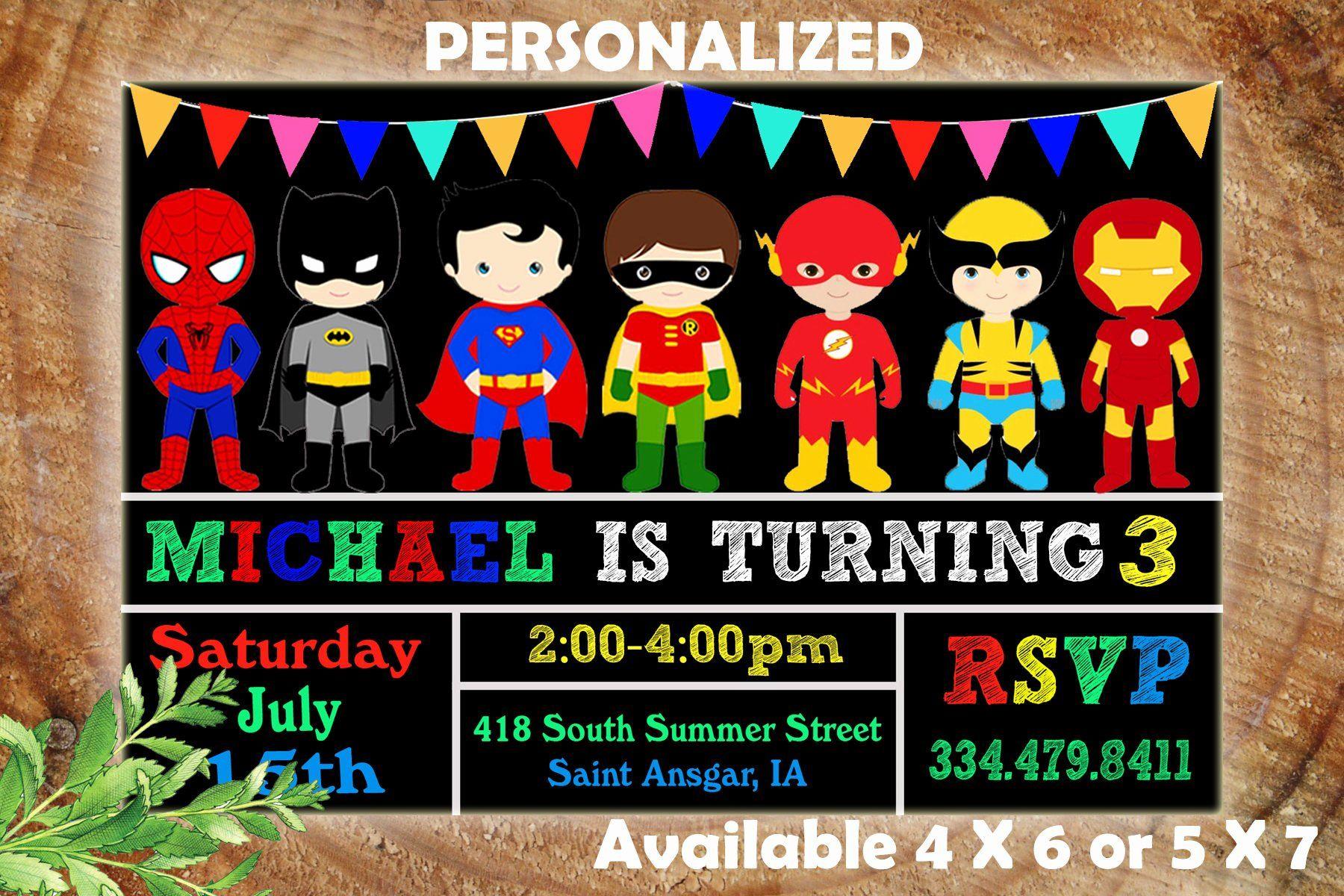 Superhero Party Invitation Template Free Beautiful Super Hero Invitation Super Superhero Birthday Invitations Superhero Party Invitations Party Invite Template
