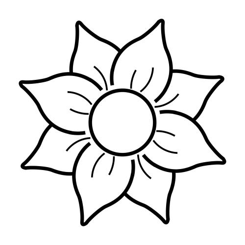 Flores Para Dibujar Dificiles Buscar Con Google Dibujos De