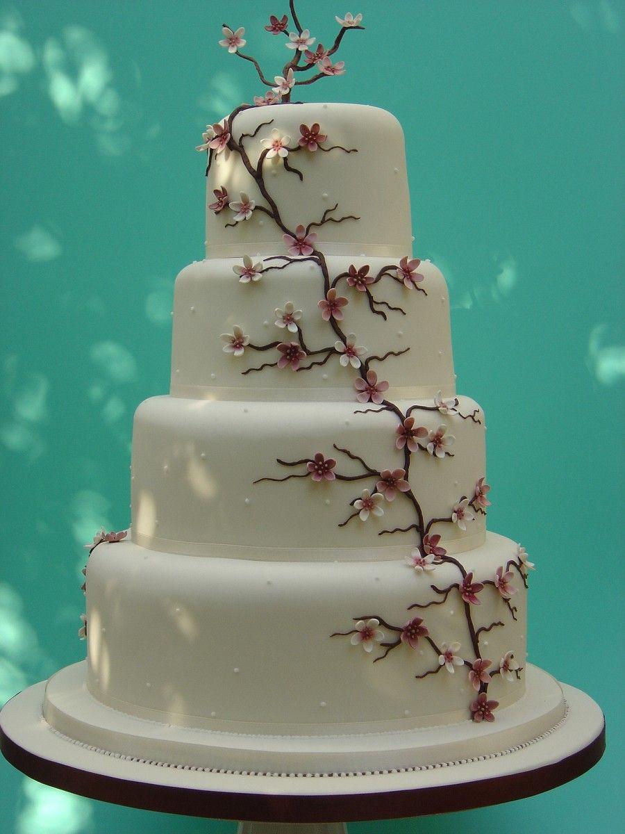 Wedding cake from Planet-Cake