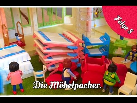 Playmobil schlafzimmer ~ Playmobil film deutsch die möbelpacker youtube playmobil die