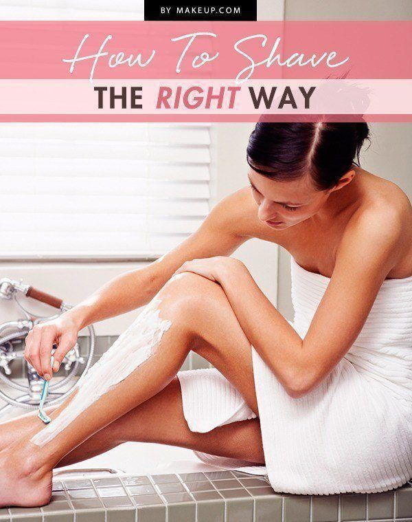 How to Shave the Right Way | TIPS, TRICKS & HACKS | Beauty ...