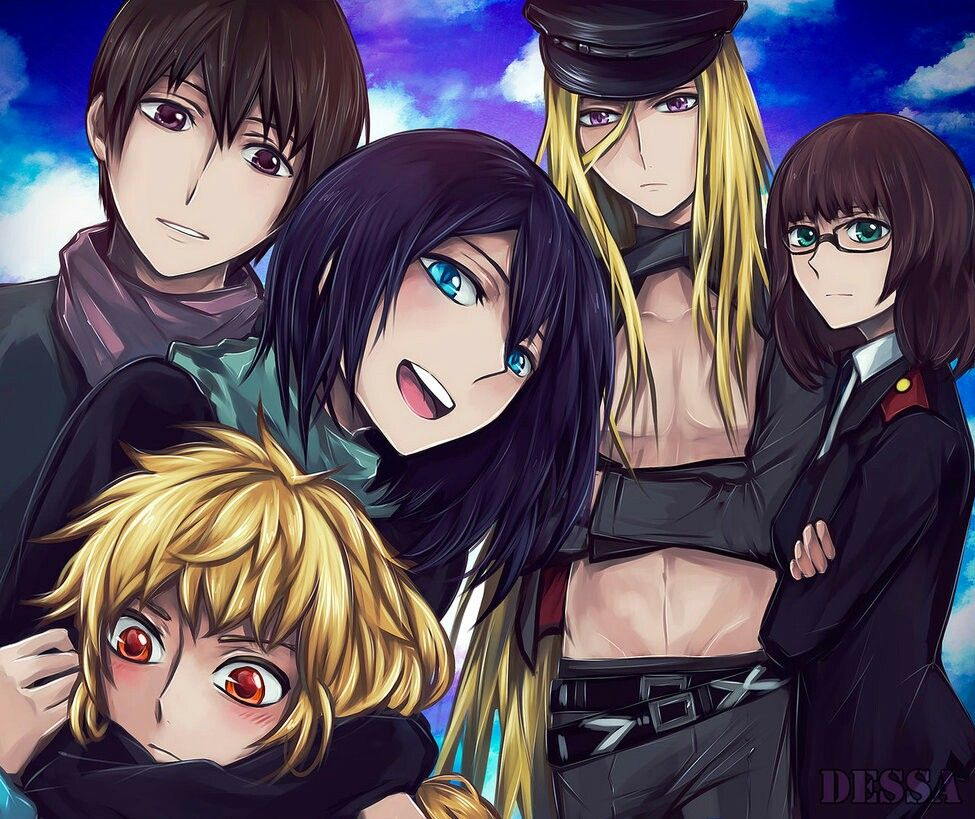 Noragami | Anime Characters |Noragami All Characters