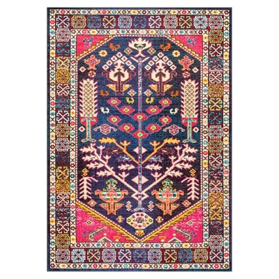 Nuloom Pink Tribal Tonita Area Rug At Lowe S Canada Find Our Selection Of Rugs The Lowest Price Guaranteed With Match Off