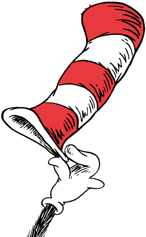 The Striped Hat Gallery Features The Art Of Ted Geisel 716 Bienville Between Royal And Bourbon Dr Seuss Images Dr Seuss Hat Dr Seuss Art