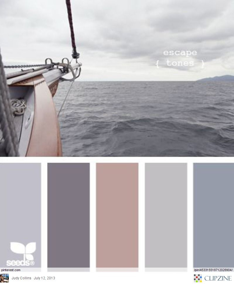 Dreamy Bedroom Color Palettes: Pin By Gordana Radovanovic On As Pantone.. In 2019