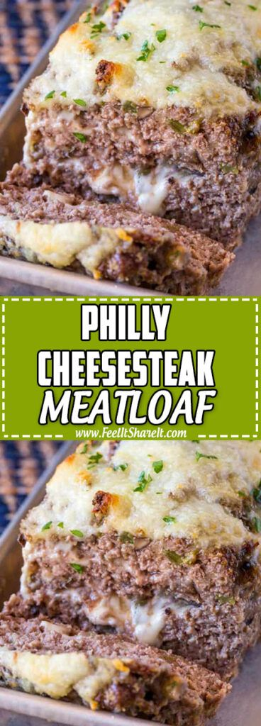 PHILLY CHEESESTEAK MEATLOAF