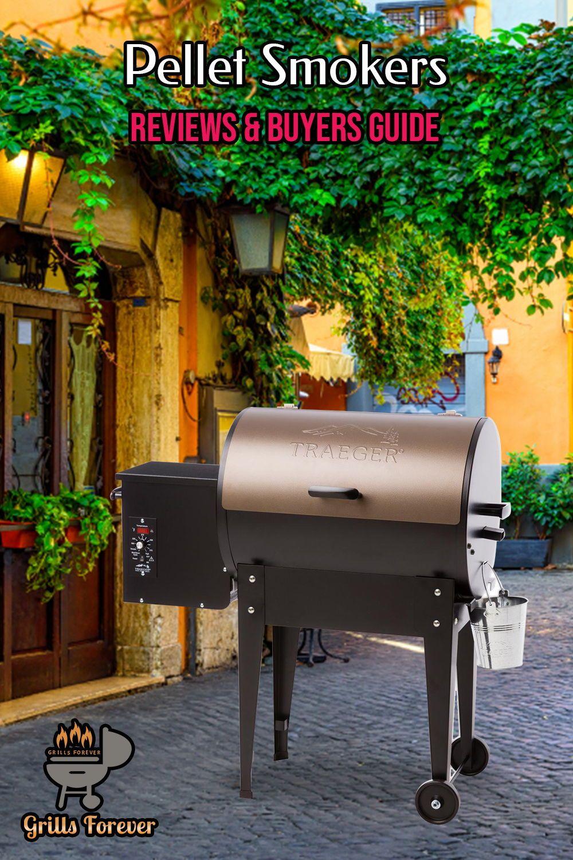 Top 10 Best Pellet Smokers 2020 Reviews Buyers Guide Green