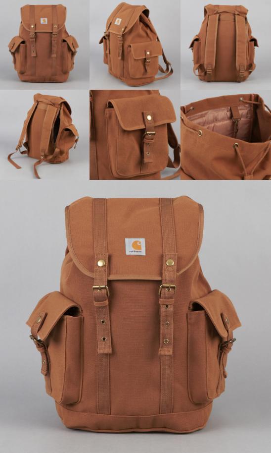 LOVING IT! Carhartt Tramps Backpack