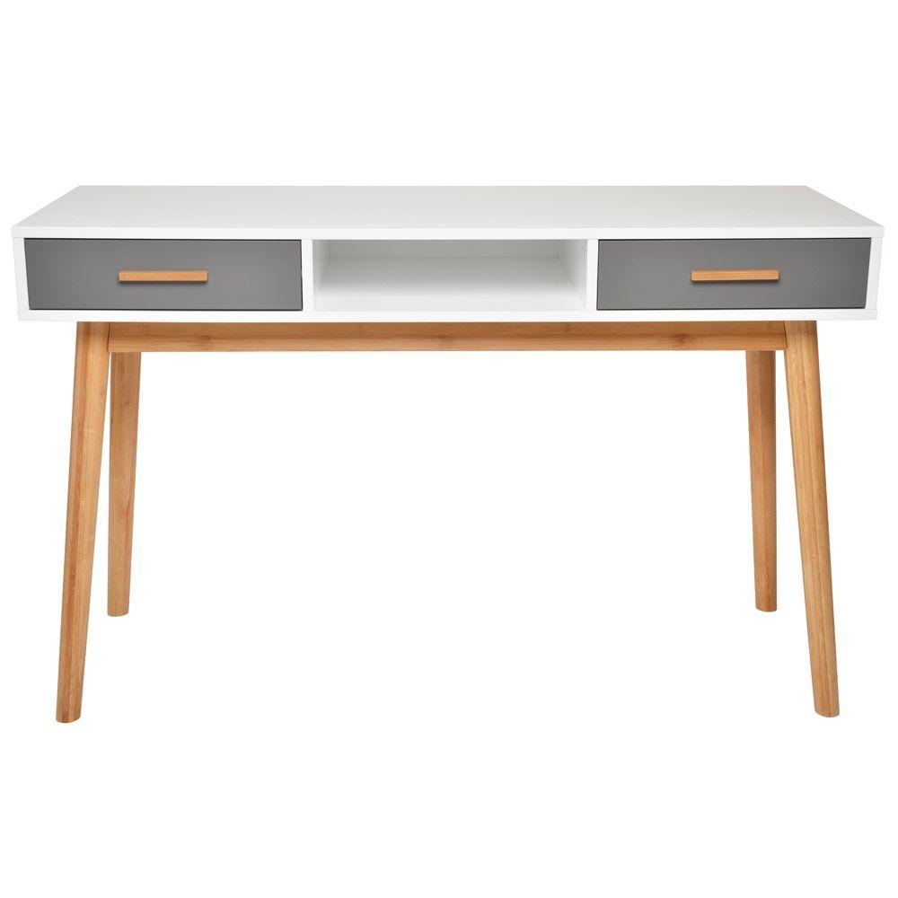 Entzückend Schreibtisch Schmal Das Beste Von Retro Oslo Scandi Design