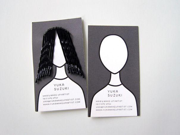 Visitenkarte Corporate Design Artist Business Cards