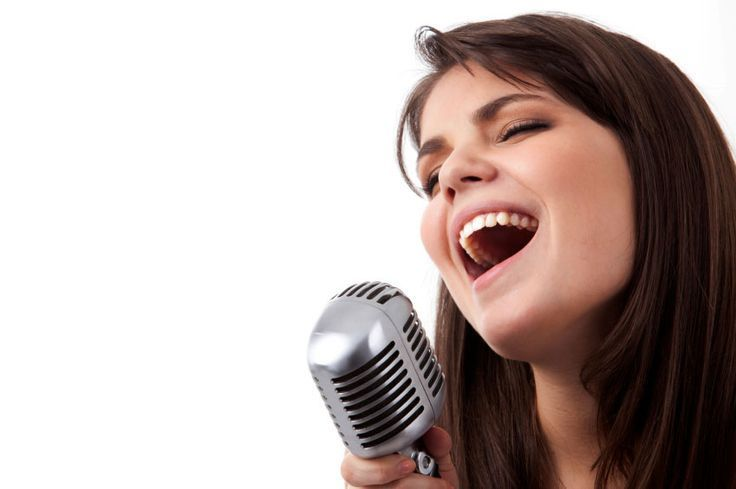 How To Improve Your Singing #howtosing How to have A Better Voice while Singing - Find out the most innovative ways on how to have a better voice while singing with sorethroat. These remedial ways are surely going to help you sing like a nightingale, so get ready to sing it on. #howtosing
